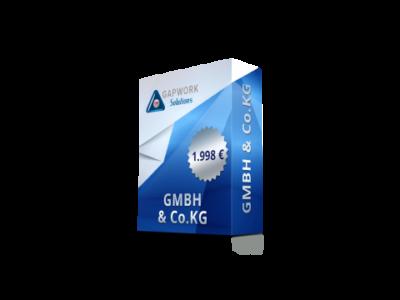 GMBH & CO.KG 1.998 € +19% PDV
