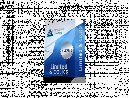 LTD. & CO.KG 1.426,00 € +19% MwSt