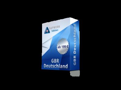 GBR Od 199.00 € +19% PDV