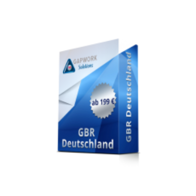 GBR Ab 199 € +19% MwSt