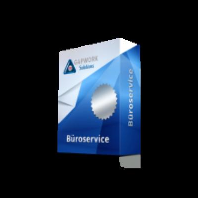 BÜROSERVICE Ab 249.00 € +19% MwSt